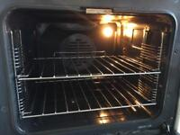 Belling double electric fan oven