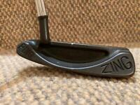 Ping putter.