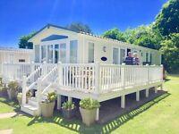 Luxury Cheap Static Caravan PRIVATE SALE! Berwick,Haggerston,Sea views,North East,Decking, Amble