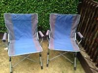 Quest Mac Elite camping chairs