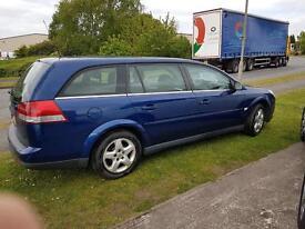 Vauxhall vectra £1099