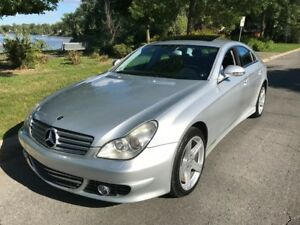 2006 Mercedes-Benz CLS-Class 500C WITH BODY KIT!!!
