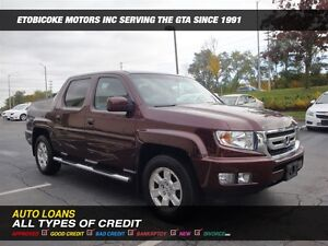 2011 Honda Ridgeline CLEAN, LOADED WITH OPTIONS
