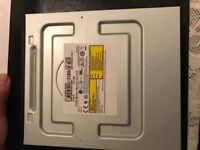 Samsung (SH-224BB) DVD Re-Writer SATA 24x Black Disc Burner DVD Recorder Drive