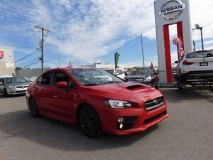 2015 Subaru WRX SPORT, AWD, NON ACCIDENTÉ, TOI
