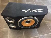 Sub Vibe Blackair Vented V12