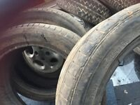 Job lots of tyres by 15 17 and 18. Part worn. Closing down, toyota, shogun, ML tyres ect