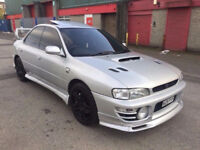 Subaru IMPREZA WRX 2.0 2000 Turbo (SUNROOF) (MOT UNTIL MAY 2019) 1996