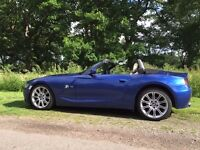 BMW Z4 convertible perfect for summer
