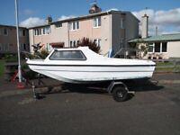 Seahog Trio 14ft Fishing Boat