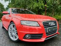 April 2010 Audi A4 2.0 Tdi 170bhp S Line Special Edition! 19 inch Alloys! Full Leather! B & O Sound!