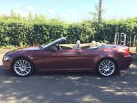 **1 F OWNER**2005 BMW 645 CI CONVERTIBLE 4.4 V8 AUTO RED
