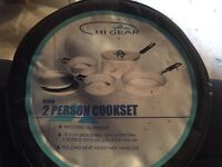 HI GEAR 2 PERSON COOKSET