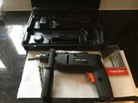 Black and Decker drill with case