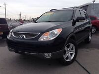 2011 Hyundai Veracruz GLS SUNROOF LEATHER XM RADIO