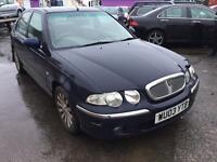 Rover 45 2003 1.4