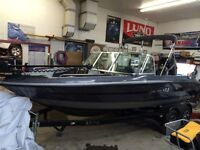 2015 Lund Boat Co TYEE 186