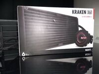 NZXT Kraken X61 High-performance 280mm liquid cooler