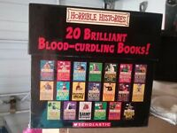 1 horrible histories box set