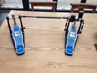 Big Dog PRO double bass drum pedal and bag