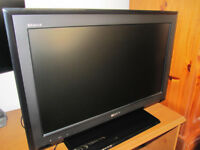 SONY BRAVIA 26inch HD READY LCD TV KDL-26S5500 / In Built Freeview / Remote / Instruction Book