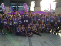 Bristol Half Marathon marshals