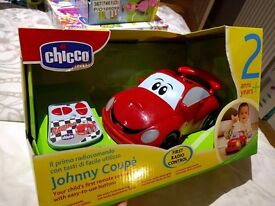 Chicco Jonny Coupe first r/c Car