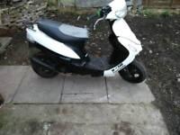 70cc moped