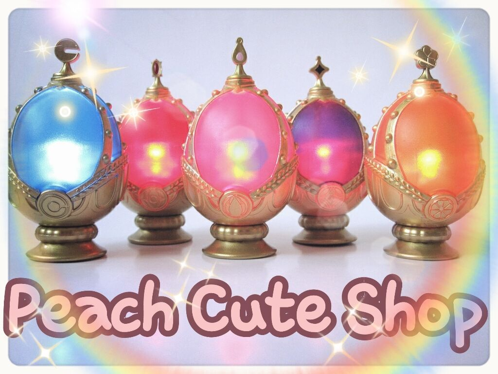 Peach Cute Shop