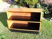 Wooden Vintage Bookcase