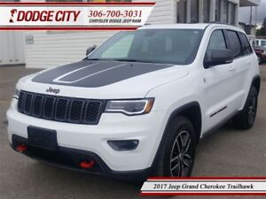 2017 Jeep Grand Cherokee Trailhawk | 4x4 - R. Start, Uconnect, H