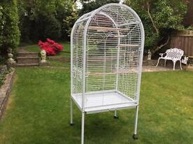 Parrots cage and accessories ( collection only)