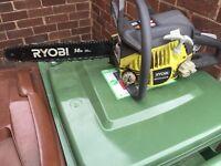 Ryobi chainsaw