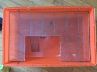 Large Dwarf Hamster Cage and Accessories