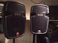 JBL EON 210P Portable PA