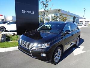 2013 Lexus RX 350 GROUPE TOURING GPS-BACKUP CAMERA-SUNROOF