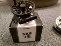 Sonik fly reel