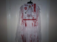 ladies ghost bride fancy dress