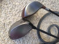 Left handed calloway driver