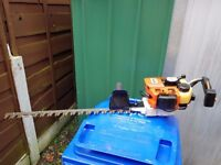 stihl hs76 hadge trimmer in very clean and good condition