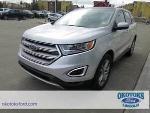 2016 Ford Edge Titanium Clean Carproof, low kms, loaded!
