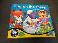 Three Children's orchard toys learning board games