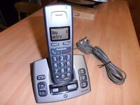 BT Freestyle 750, Cordless Phone with Answer-phone.