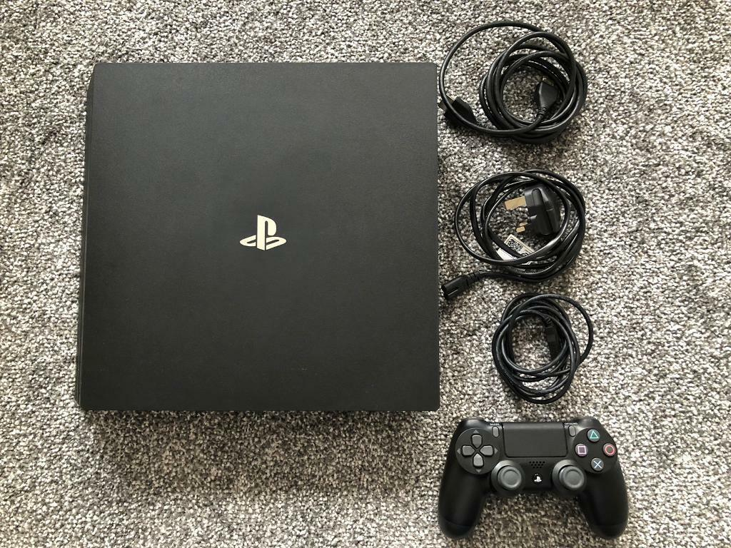 PlayStation 4 Pro 1TB Console Sony | in Dundonald, Belfast | Gumtree