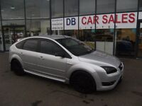 2007 07 FORD FOCUS 2.5 ST-3 5D 225 BHP***GUARANTEED FINANCE***PART EX WELCOME***
