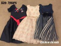 Girls clothes and footwear