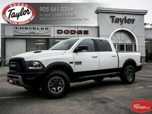 2017 Ram 1500 Rebel w/Navi, Tow Pack, Sunroof, Anit-Spin Diff, R