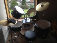 7 piece CB Drum kit for sale