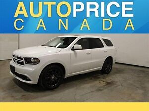 2017 Dodge Durango R/T R/T|7PASS|NAVI|MOONROOF