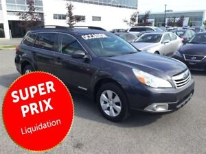 2010 Subaru Outback 2.5 Limited Cuir+Toit Ouvrant+Sieges Chauffa
